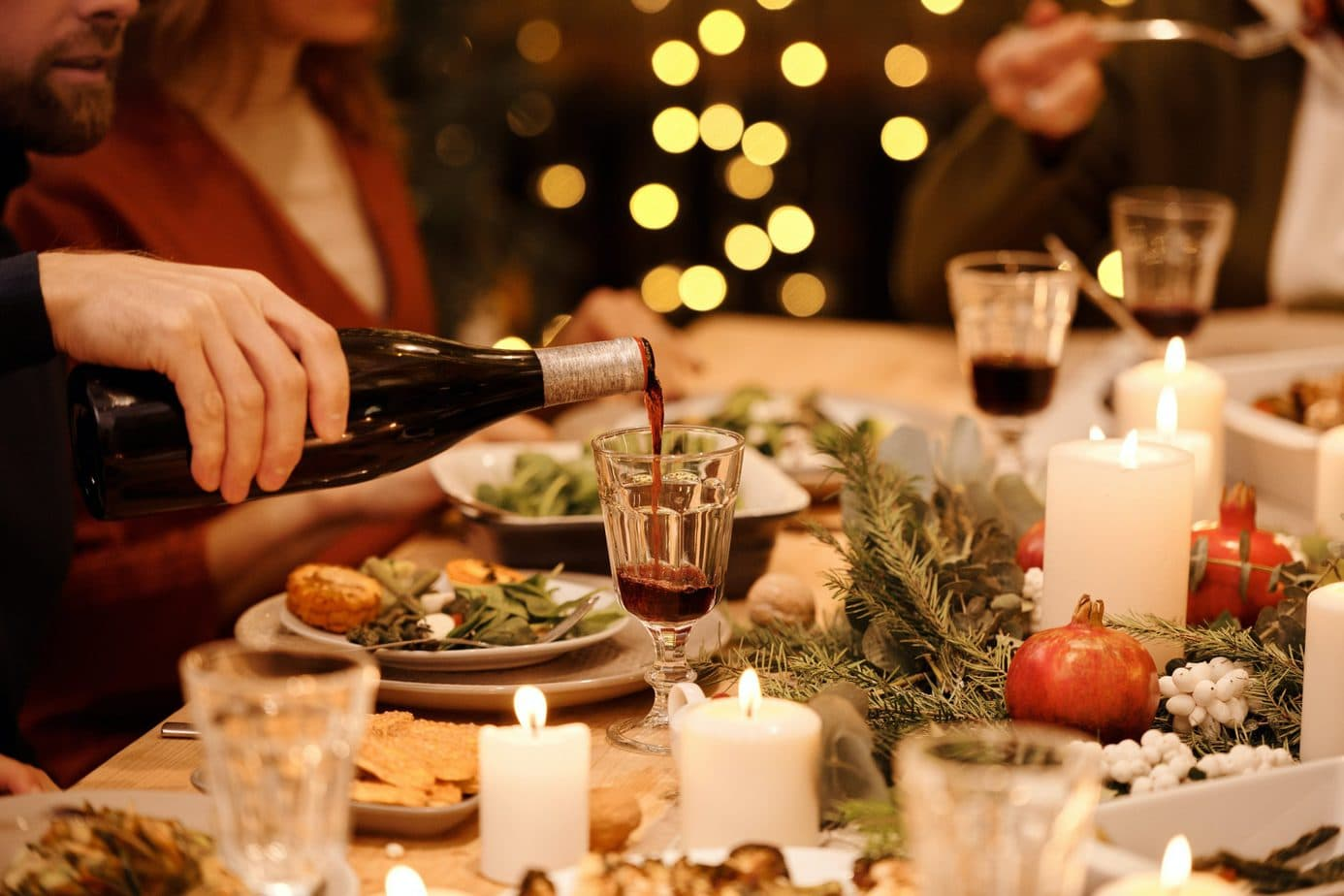 a celebration with merlot - featured image