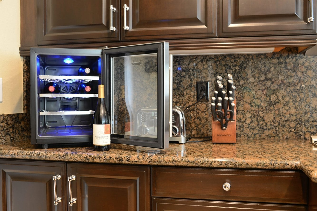 NewAir Thermoelectric Wine Cooler - featured image