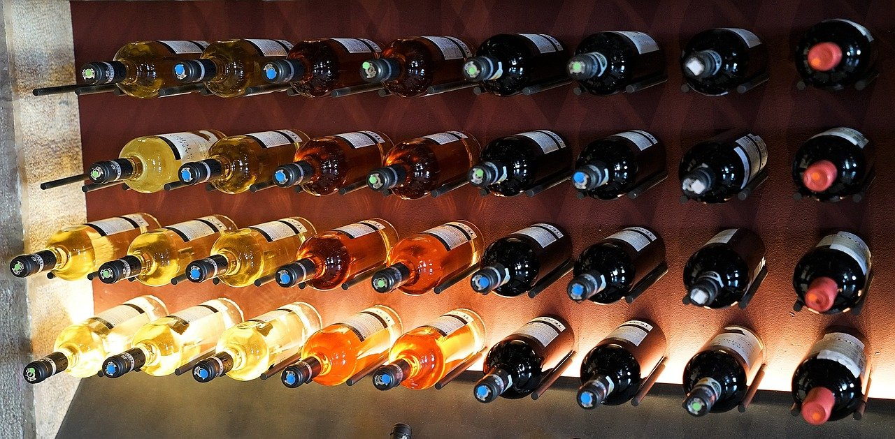 excellent wines on display - featured image