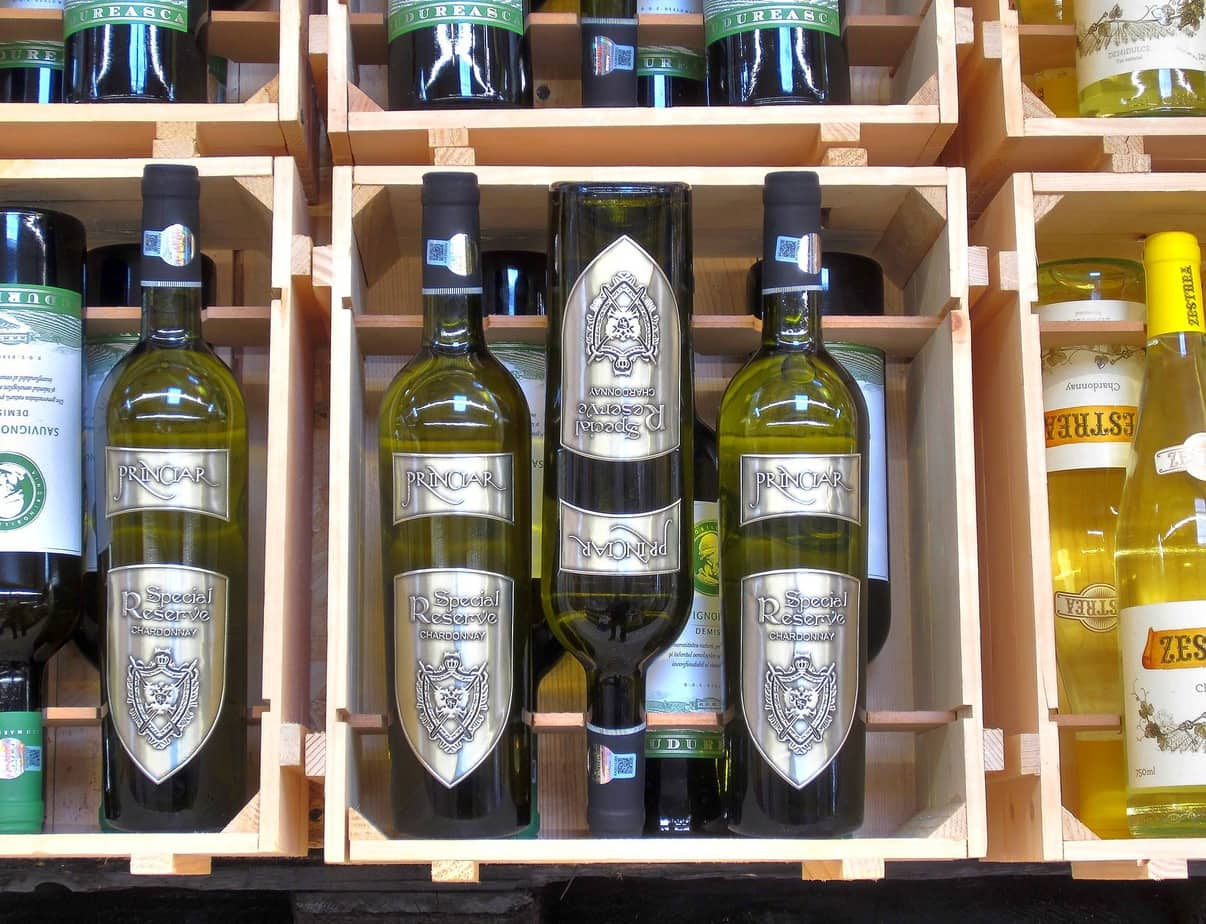 wine bottles displayed - featured image for naked wines reviews